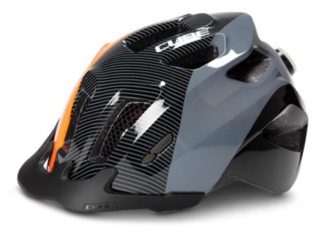 Cube ANT X Action Team Bike Helmet Children grey/black